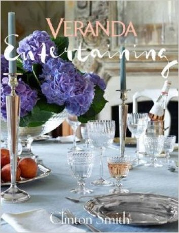 New Entertaining and Design Books for 2017--Verandah Entertaining
