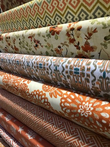Fabric Shopping--Pattern Trends