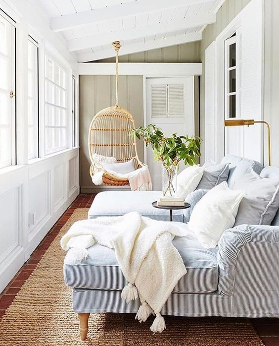 Design Inspiration: The Chaise Lounge | ConfettiStyle