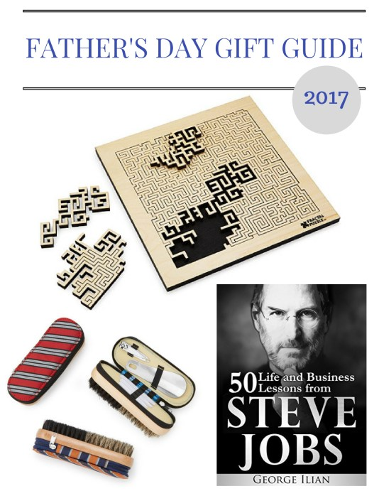 2017 Father's Day Gift Guide by ConfettiStyle