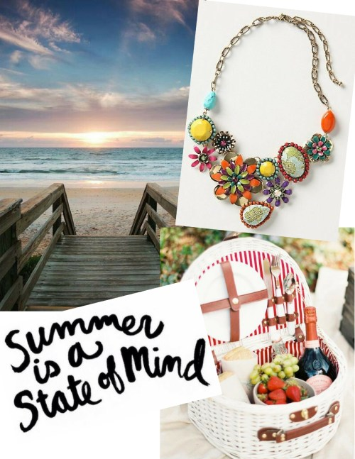 Summer Inspiration Notebook--July 2017 by ConfettiStyle