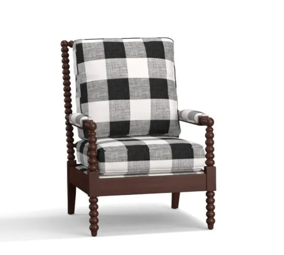 Pottery Barn Spool Chair