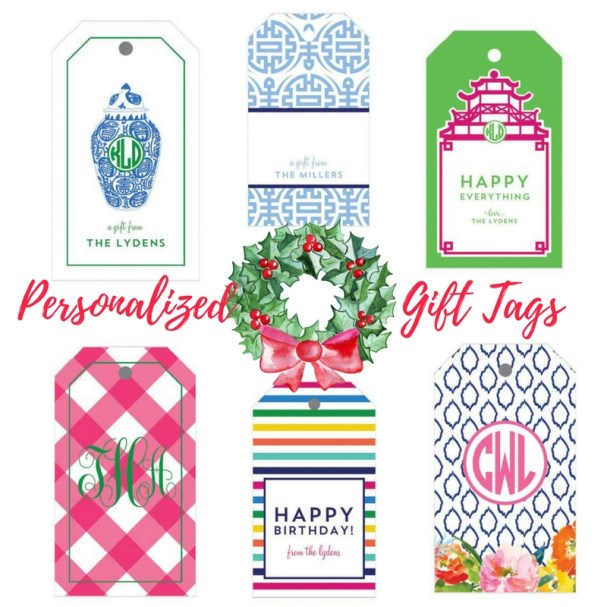 2017 Holiday Gift Guide--Personalized Stationery by ConfettiStyle