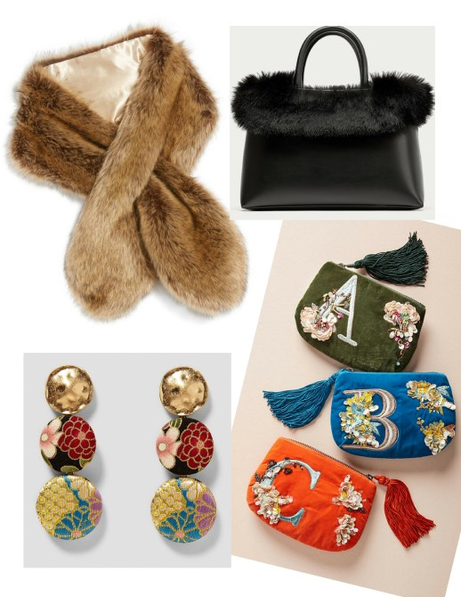 Holiday Gift Guide For The Fashionista by ConfettiStyle