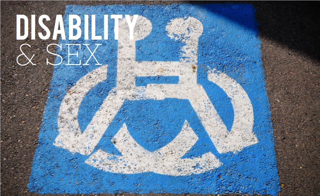 Connected wheelchairs disabled parking symbol