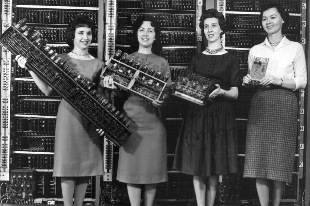 Programadoras do ENIAC