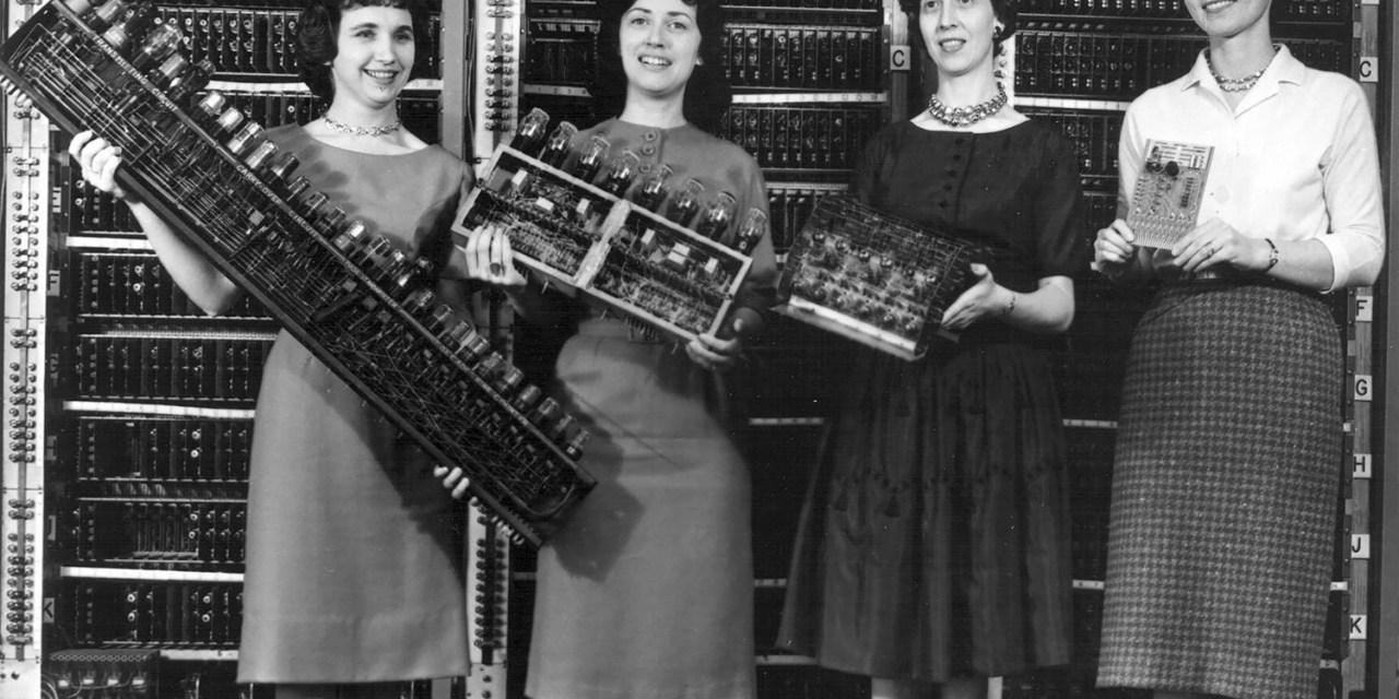 Ep 0011 – As Mulheres Pioneiras da Tecnologia da Informação