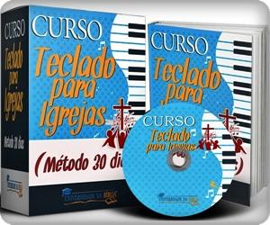 curso online teclado para igrejas