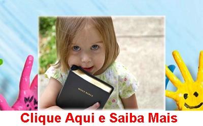 História Infantil Evangélica - Kit Criança Cristã