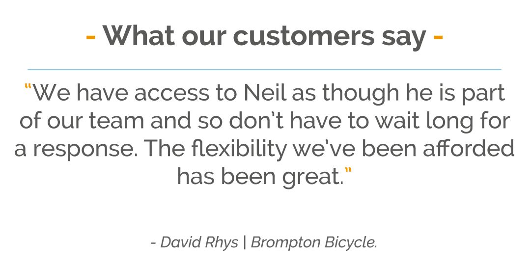 Brompton Bicycle Quote 3