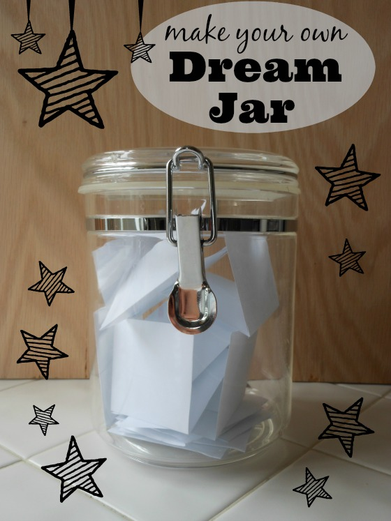Inspire Good Dreams Diy Dream Jar