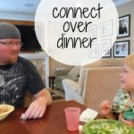 Family Dinner Table Conversation – Connecting with Kids