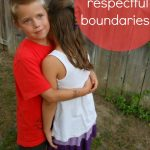 Teaching Kids About Personal Space – Part 1