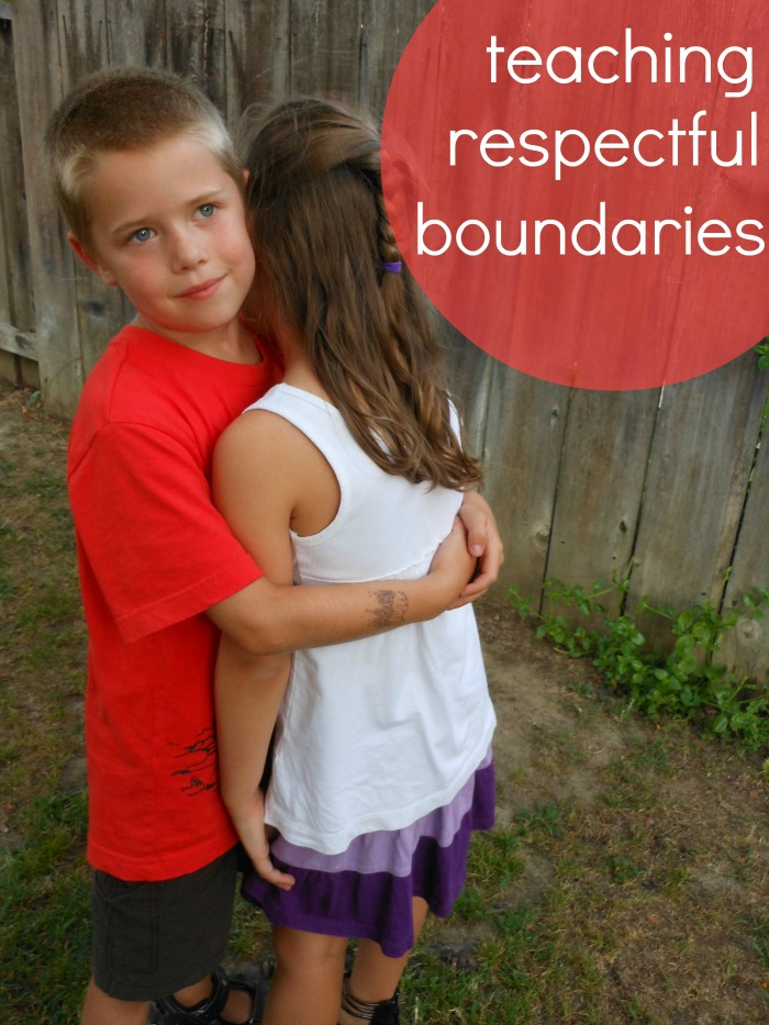 Teaching Kids About Personal Space - for those kids who LOVE to show their love