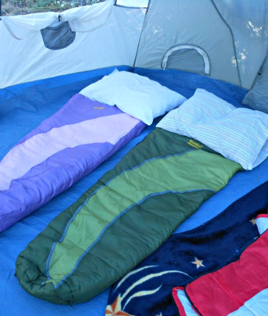 must have camping gear for camping with kids