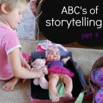 ABC's of Storytelling… P – T