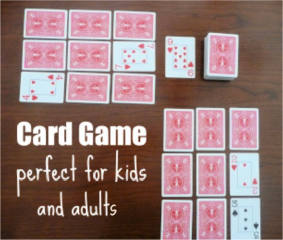 graphic about Printable Tenzi Cards named Golfing Card Video game Legislation with Printable Self confidence Fulfills Parenting