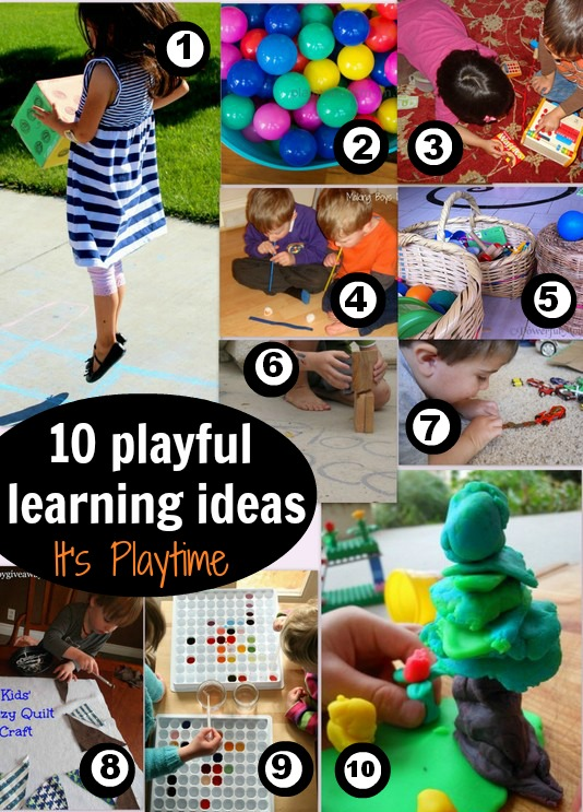 Playful learning with It's playtime