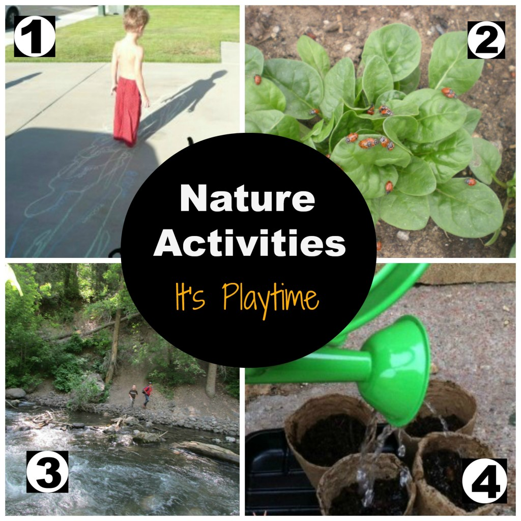 Nature Activities on It's Playtime