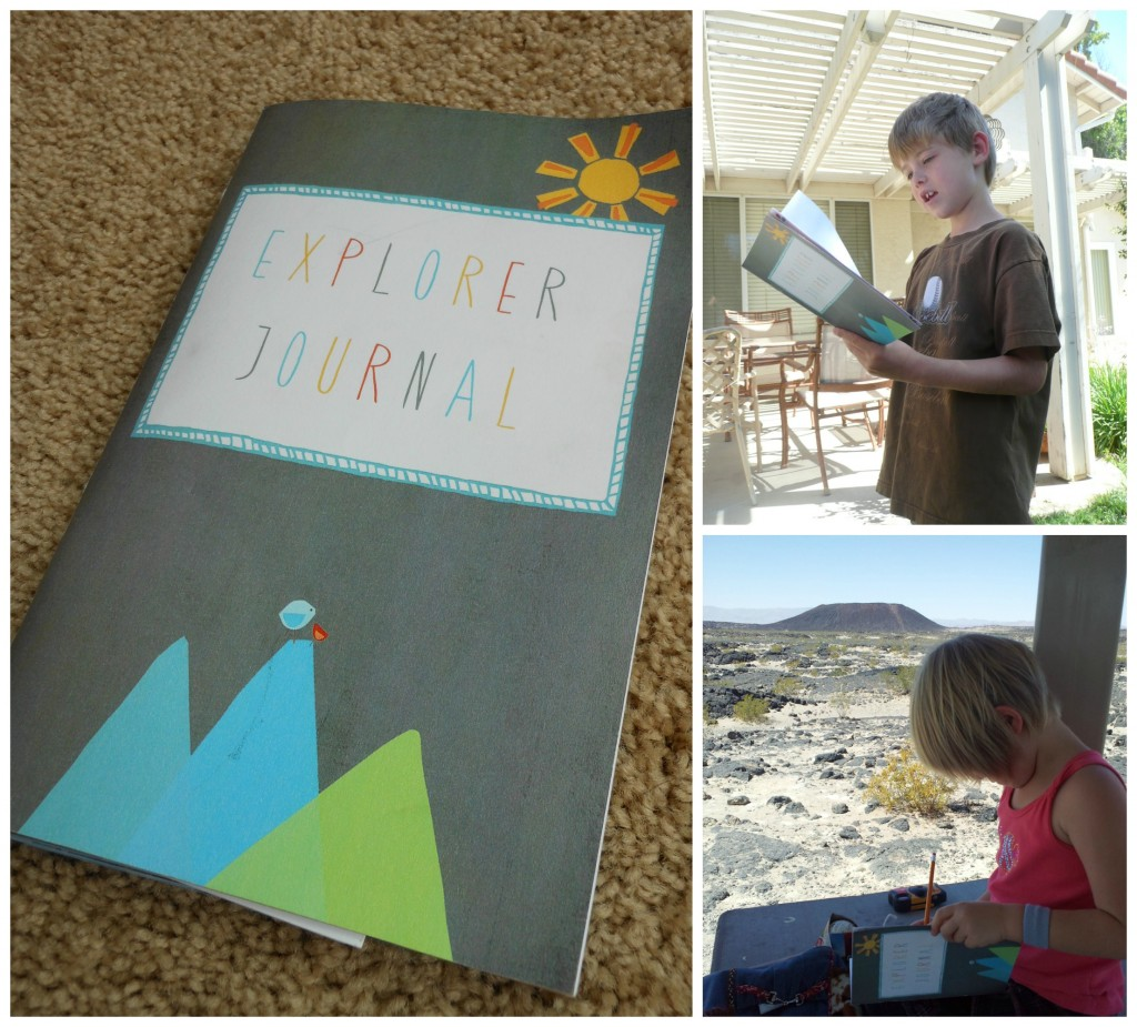10 Open Ended Writing Activities for Kids (Plus an Explorer Journal to do them in)