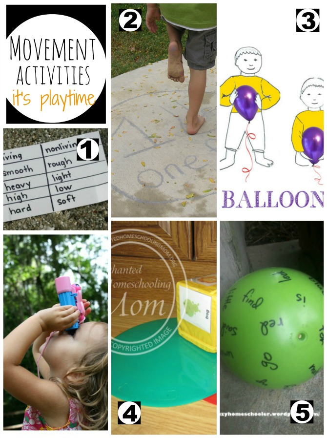 5 fun movement activities for kids