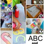 ABC Activities and Writing Activities for Kids