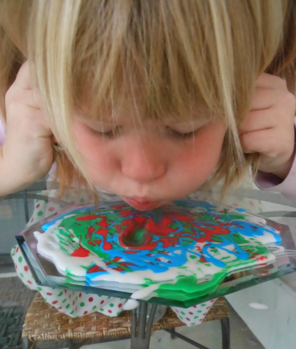 HOW FUN! Simple fine motor activity and so many ways to expand on it
