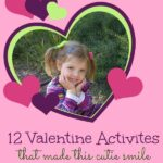 Preschool Valentine Ideas: Valentine Games, Art and Cooking