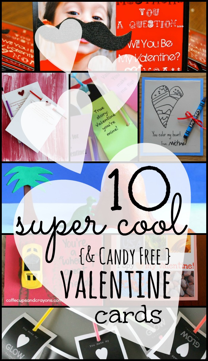 What a fun list of Valentine card ideas! I think the secret message ones are my fav