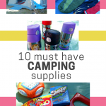 Camping Must Haves | 10 must have camping supplies & camping gear
