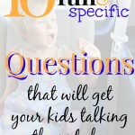 10 Specific Questions to ask Kids about School