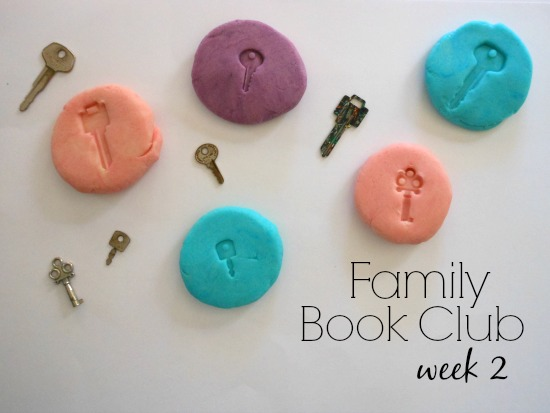 Family Book Club week 2 - Chapters 5- 8