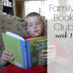 Family Book Club Week 1: The Secret Garden