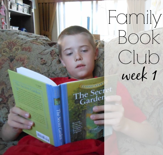 What a fun idea! I'm joining the Family Book Club