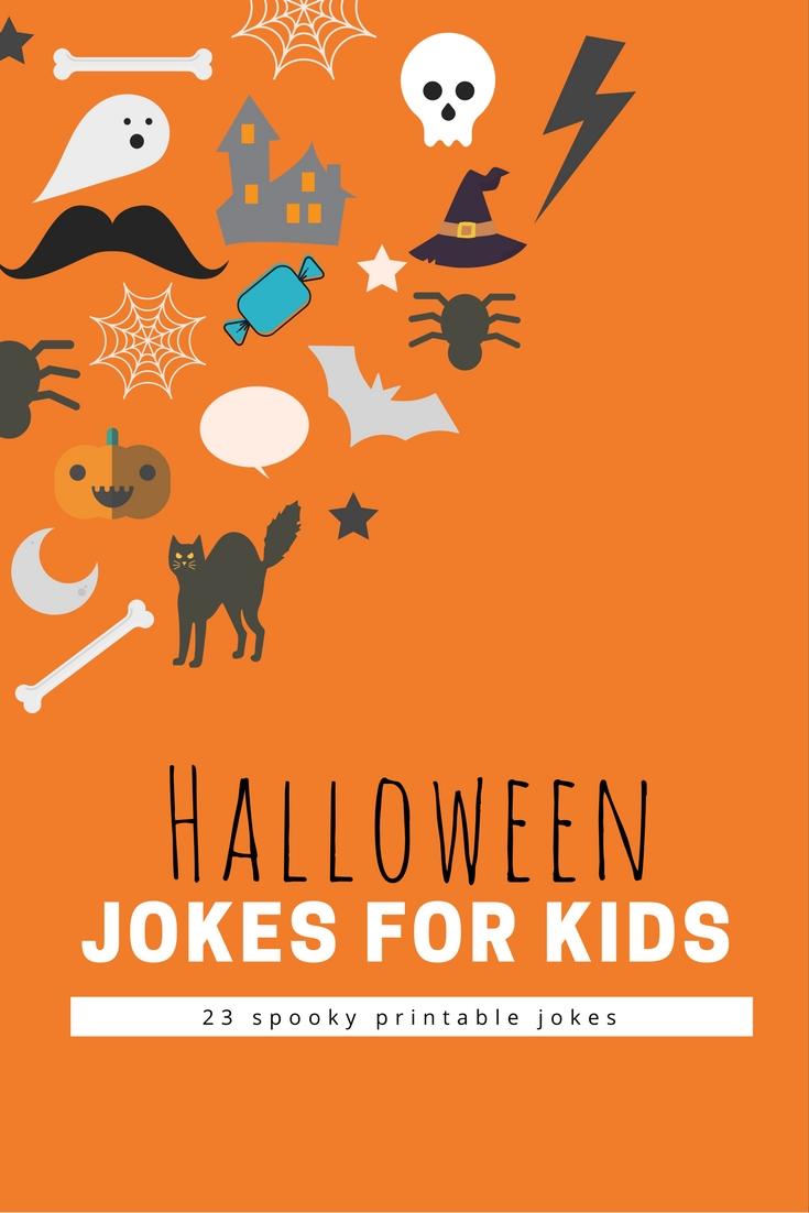 Use them as lunch box jokes or joke of the day with our free printable! 23 Halloween Jokes For Kids Printable Confidence Meets Parenting