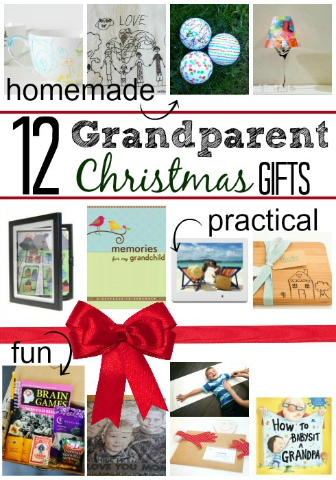 12 Practical Gifts for Grandma & Grandpa | Confidence Meets Parenting