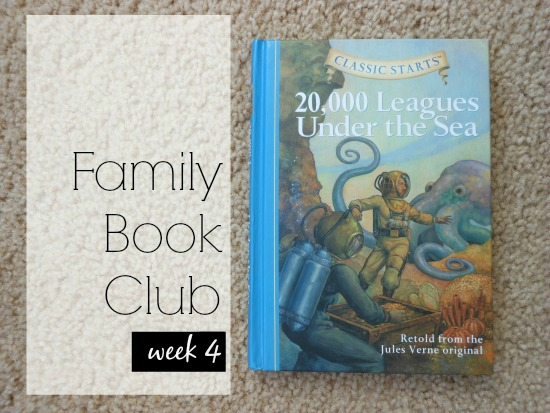 Family Book Club - week 4