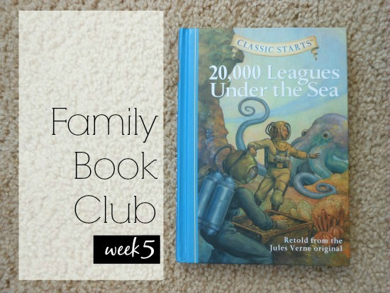 Family Book Club - week 5
