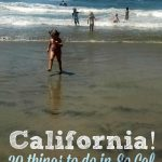 20 Things to do with Kids in Southern California