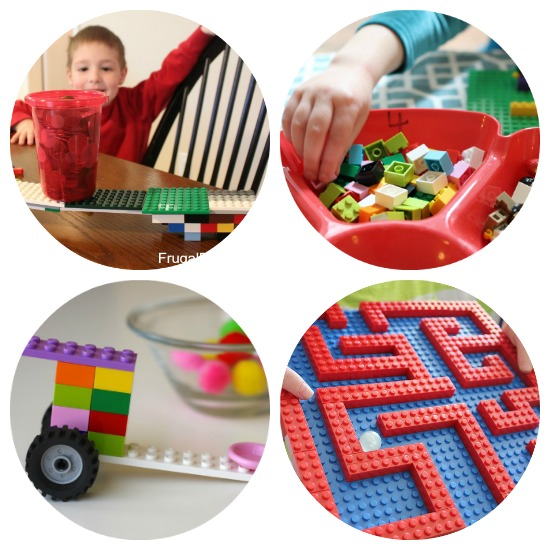 25 unique and fun LEGO building ideas for kids
