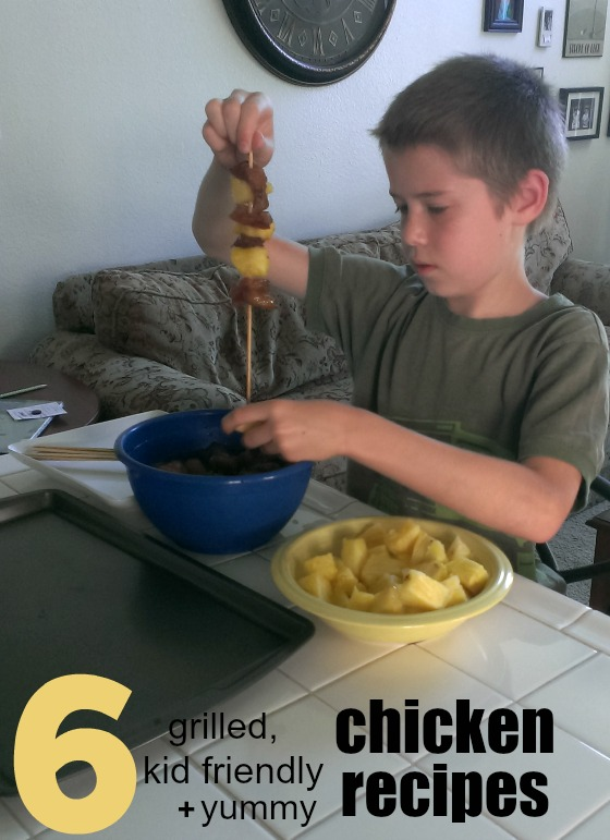 kid friendly chicken recipes (#4 will be a big hit at our house)