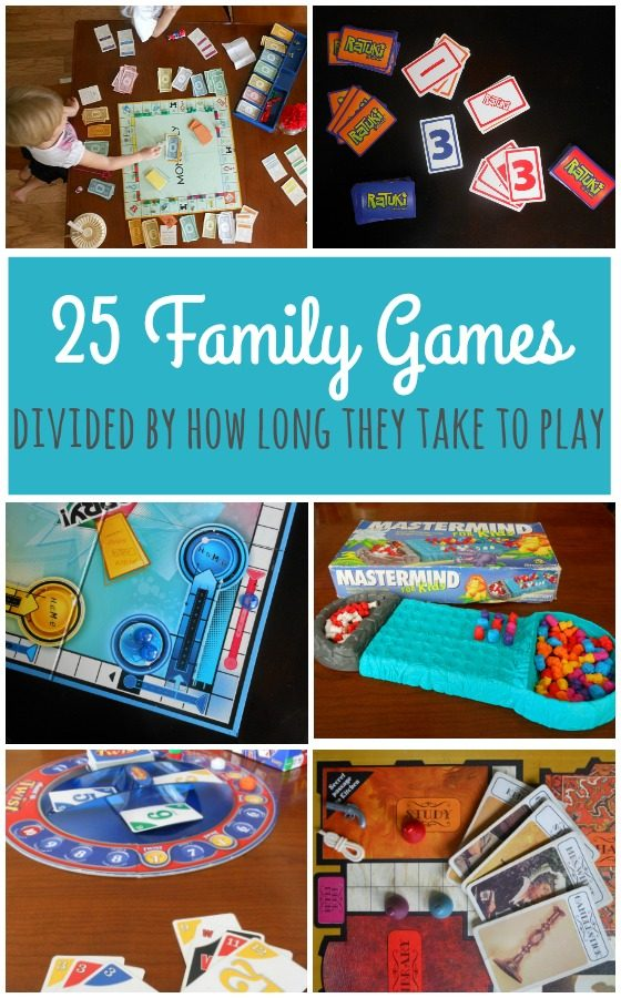 best games for families to play together - #7 is our favorite