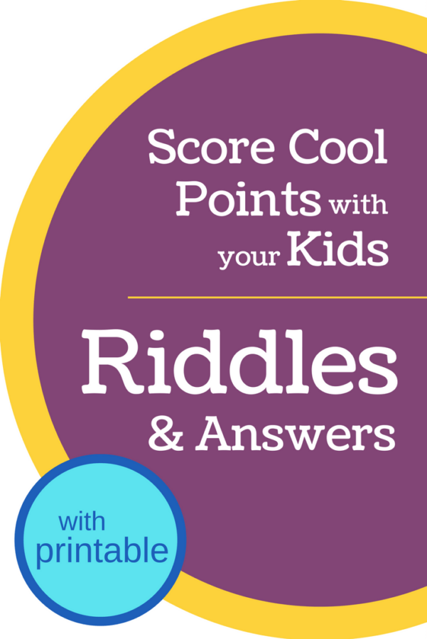 photograph regarding Printable Riddles for Kids named Intelligent Riddles for Youngsters with Solutions (printable riddles!)