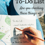A Better To-Do List