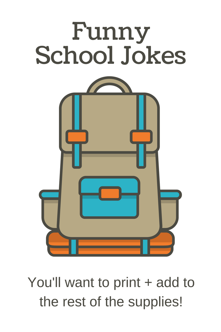 15 printable funny school jokes kids and teachers will love