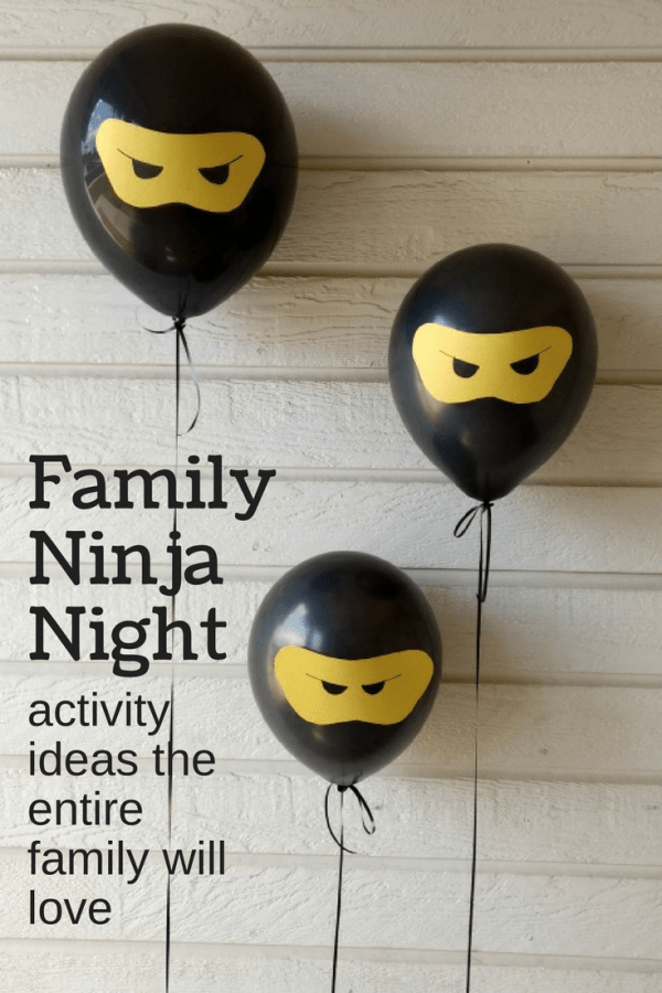 family ninja night