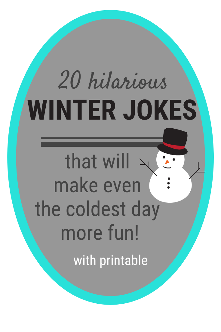 winter jokes for kids