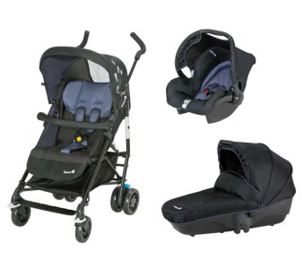 poussette trio safety 1st baby relax