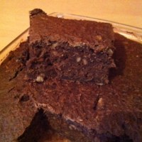 Gâteau de pain au chocolat 3