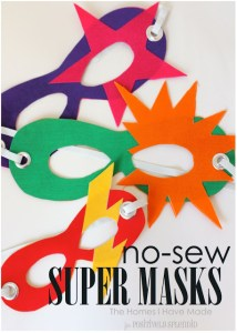 Masque Super Heroes